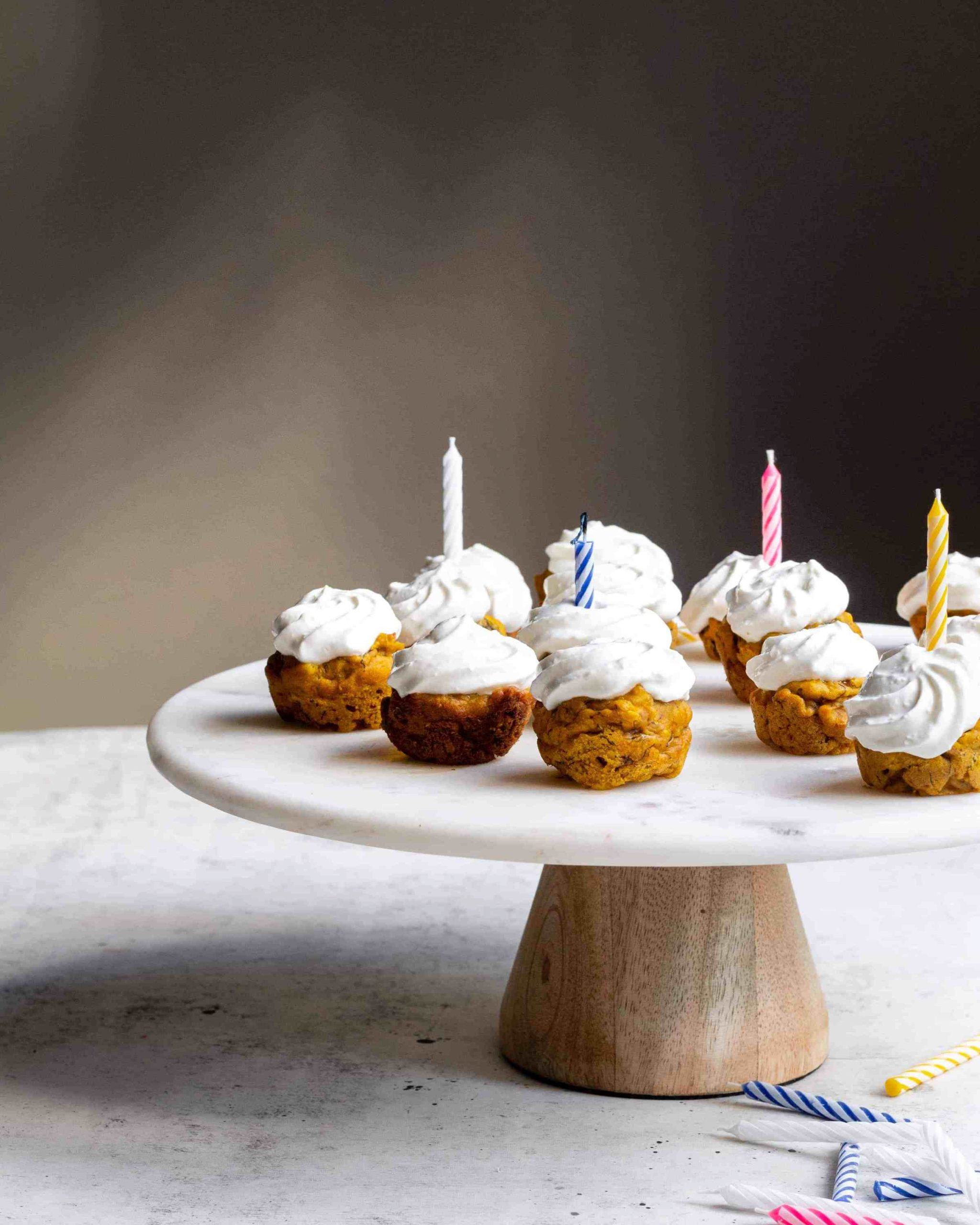 Pumpkin Banana Pup Cake - Via The Mindful Hapa