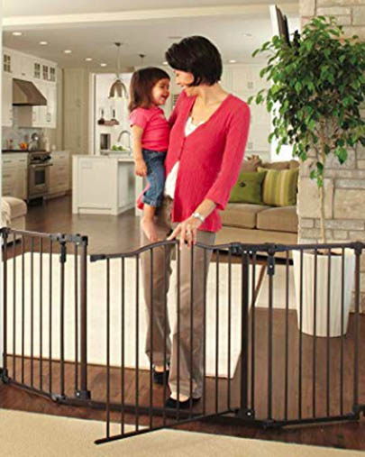 Dog Proofing Your House – pet gates and no-go zones.