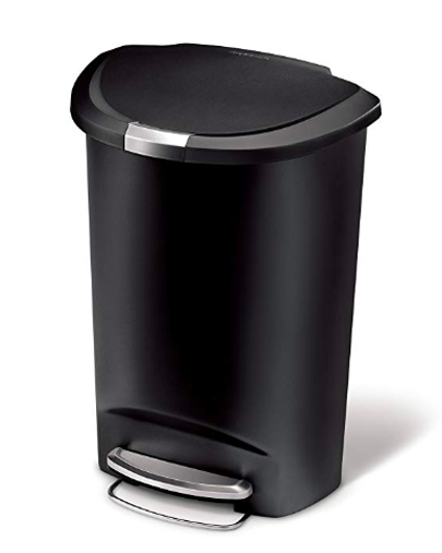 Dog proofing your house - pet proof rubbish bin