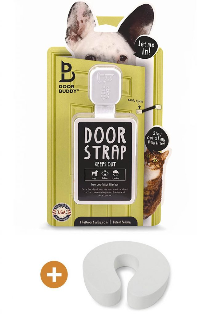 Door Buddy door strap combo