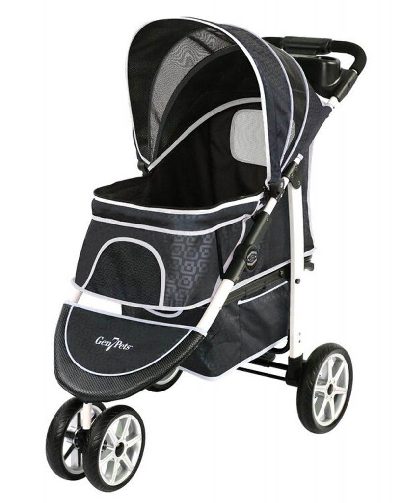 Luxury dog stroller, Gen7Pets Monaco Pet Stroller