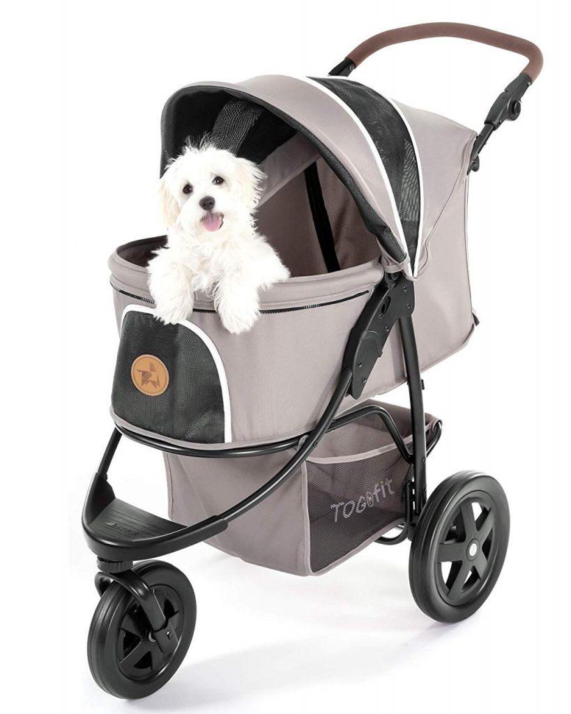 TOGfir Pet Roadster Luxury Pet Stroller