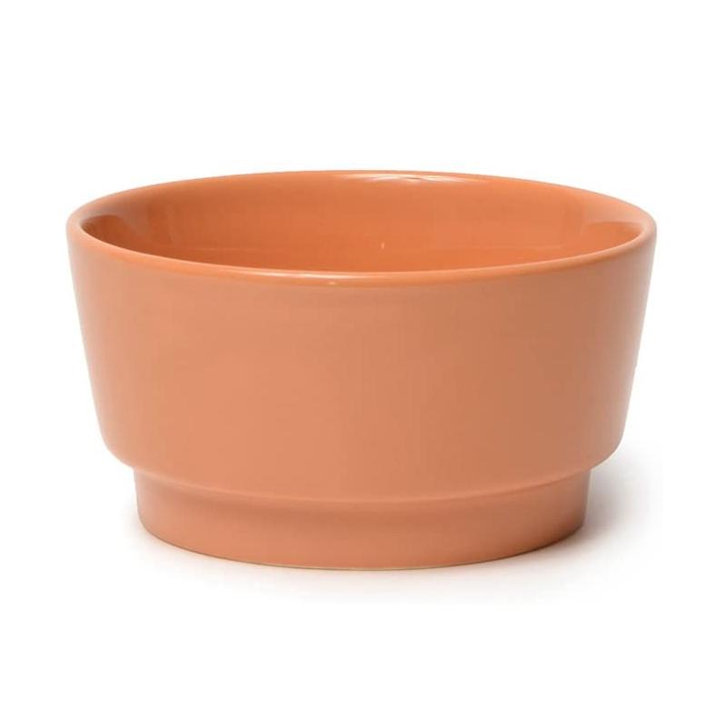 Modern Stoneware Pet Bowl