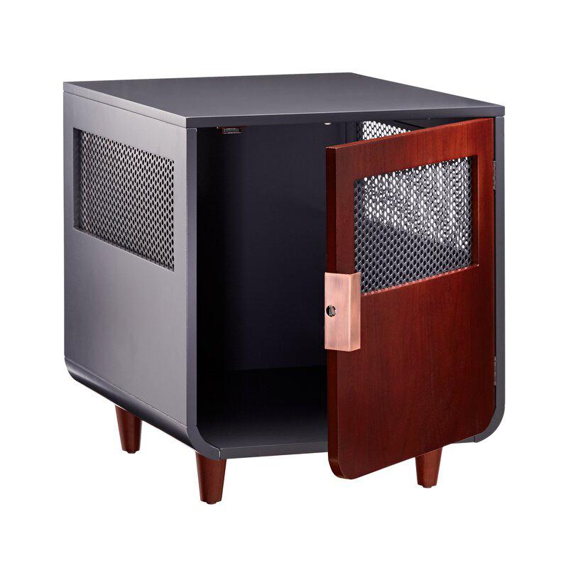 Midcentury Modern Dog Crate