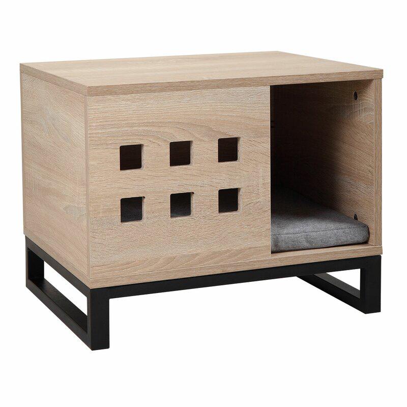 Modern Dog Crate Furniture