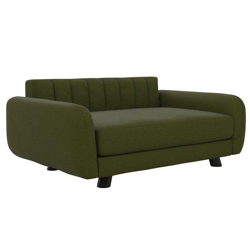 Midcentury Modern Dog Sofa Bed