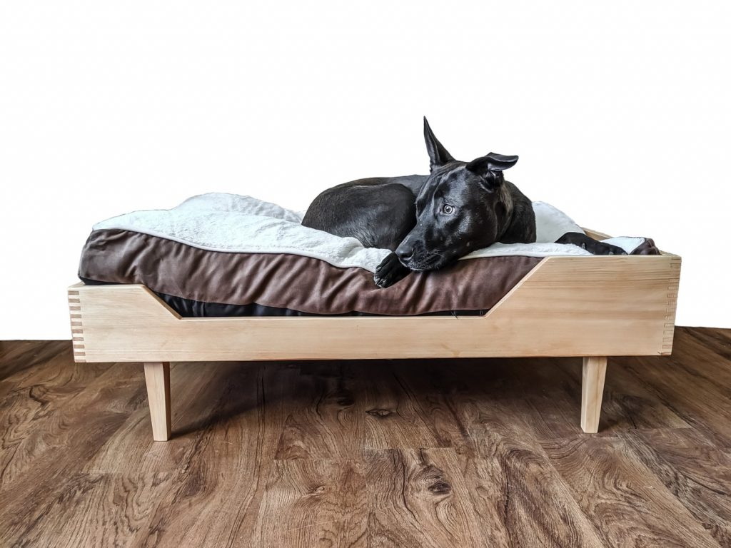 Round Up Mid Century Modern Dog Beds Dog Crates Pet Bowls Hey Djangles