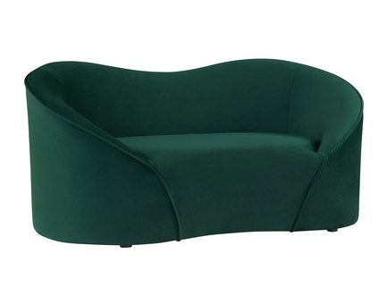 TOV Furniture Poodle Forest Green Pet Bed via Nordstrom Rack
