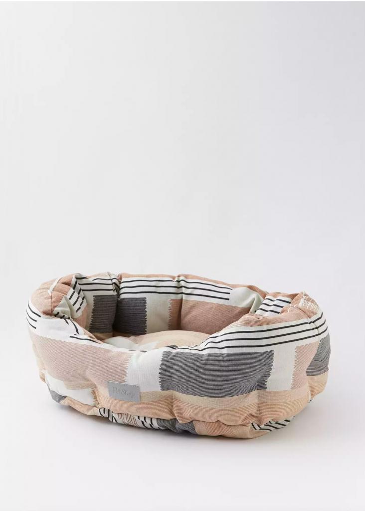 'Fringe Dog Bed' via American Eagle in Pink