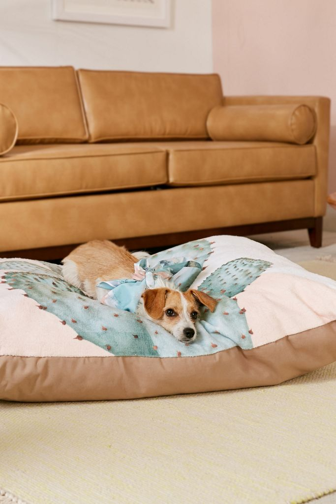17 Stylish Boho Dog Beds You & Your Fur Kids Will Love - Dog pillow bed from UO.