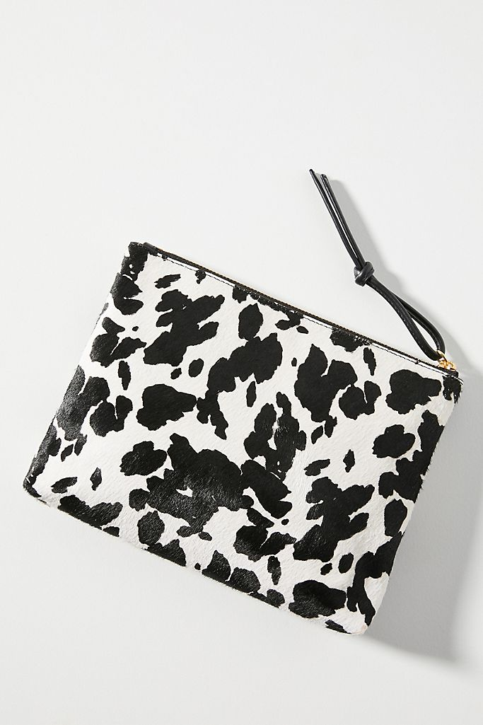 Dalmatian Print Clutch Purse from Anthropologie.