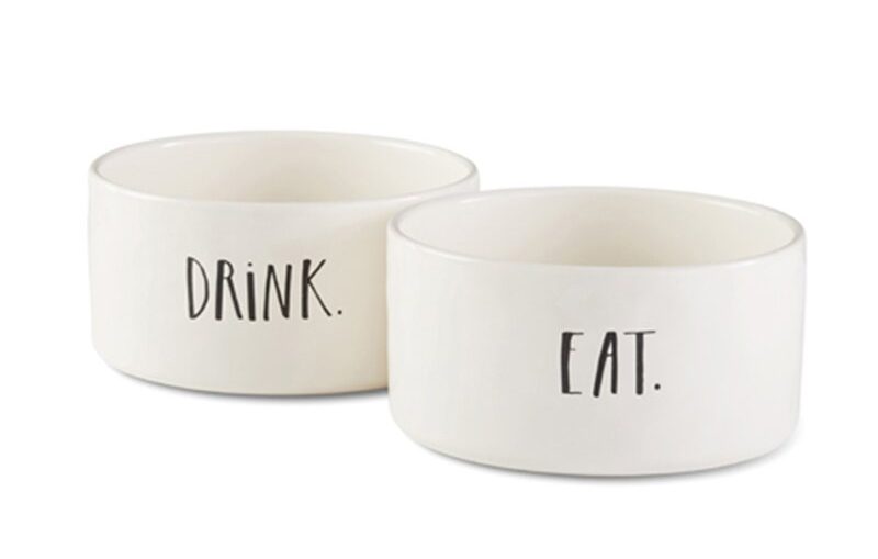 Eat/Drink Pet Bowls via Wayfair.