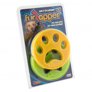 Pet Hair Remover for Laundry - feat. FurZapper via Amazon