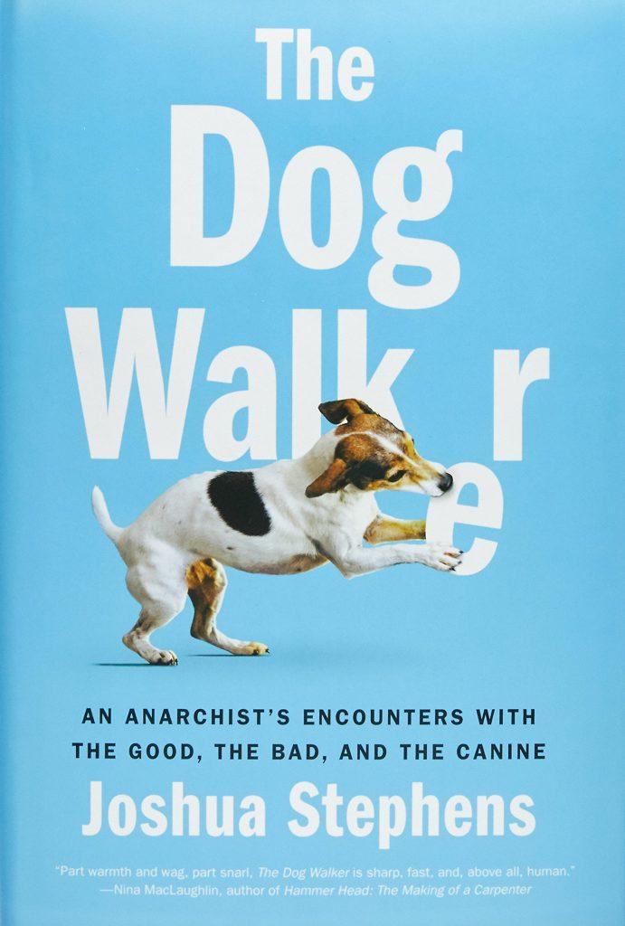 Funny Dog Walker Book via Amazon.