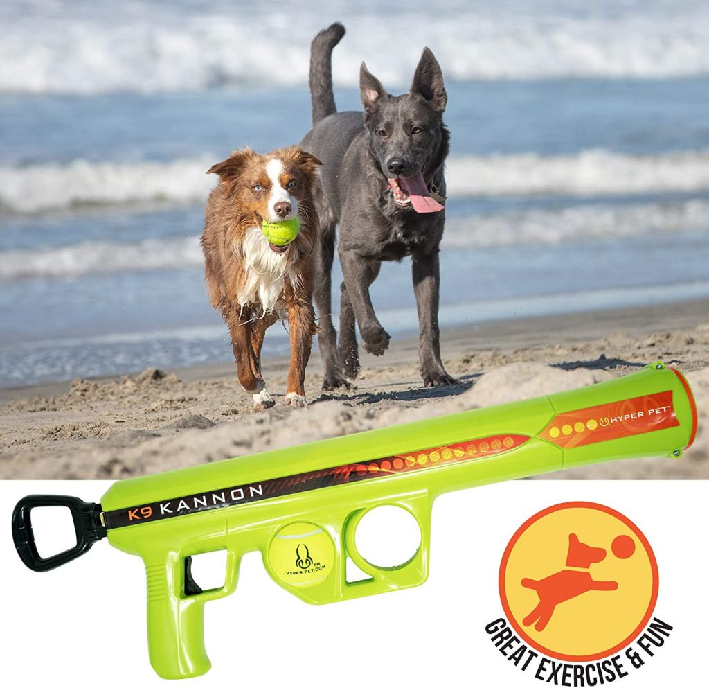 HyperPet K9 Kannon Tennis Ball Gun for Dogs