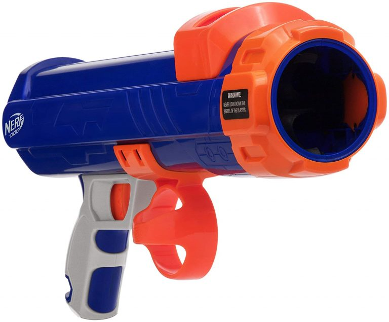 Nerf Dog Tennis Ball Gun, ball launcher.