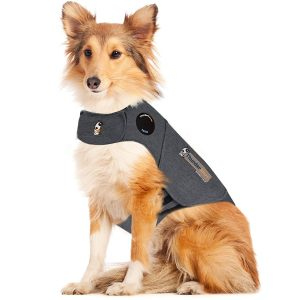 Best Calming Aids for Dogs - ThunderShirt Classic via Amazon.