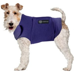 AKC Anxiety Coat for Dogs via Amazon.