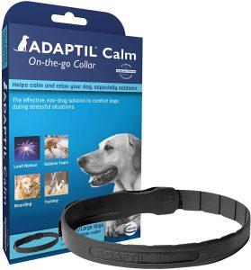 Adaptil Calm On-the-go Collar via Amazon.