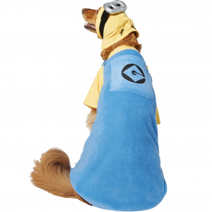 Minions Dog Costume for Big Dogs by Rubie's Costume Company via Chewy.