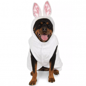 Bunny Big Dog Pet Costume by Rubie's Costume Company from Target.