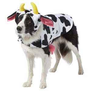 Frisco Happy Cow Halloween Costume for Extra Large Dogs via Chewy