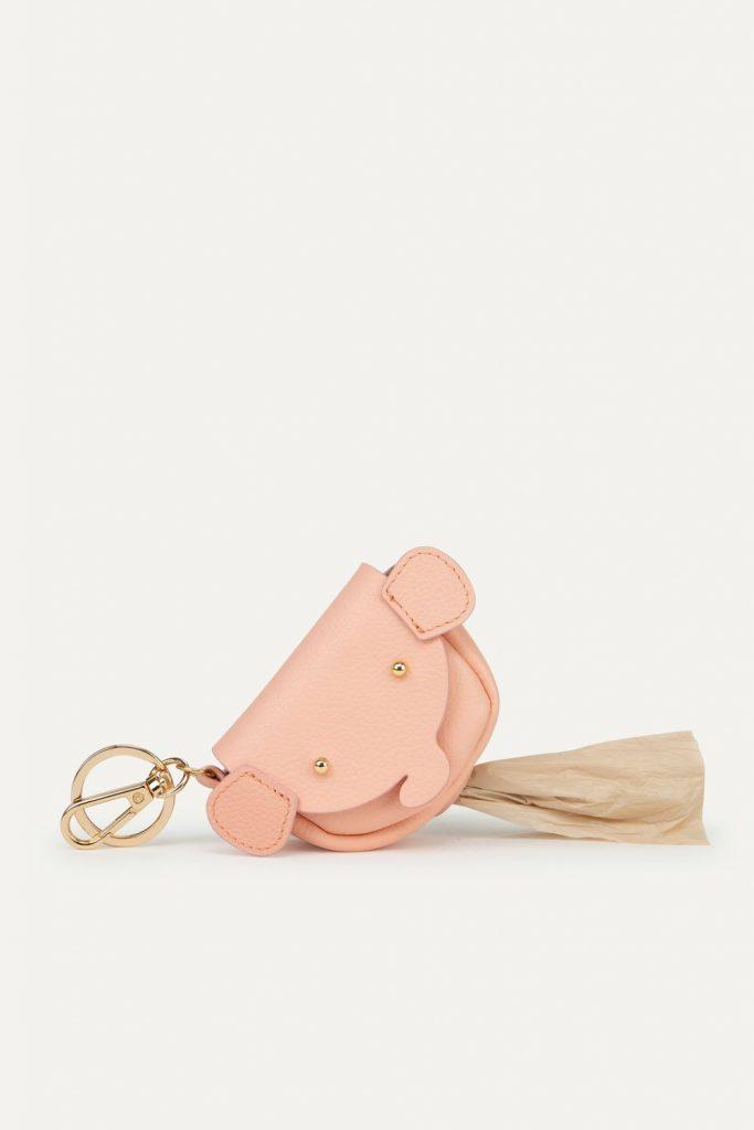 Elma Poop Bag Holder (Max Bone)