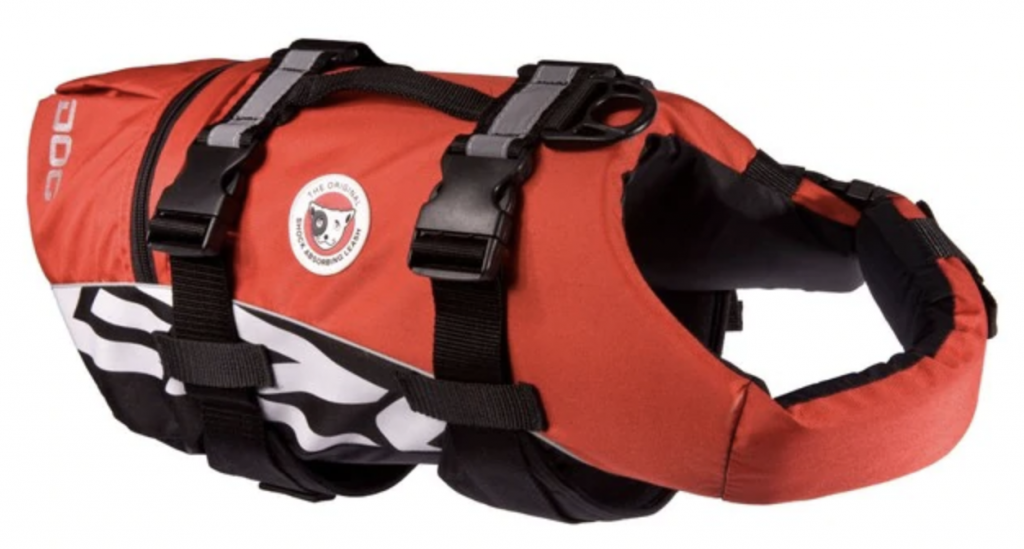 EzyDog Doggy Flotation Device via Amazon