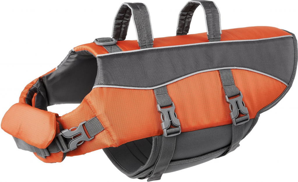 8 Best Life Jackets for French Bulldogs and Other Brachycephalic Dog Breeds - feat. Frisco Dog Life Jacket via Chewy