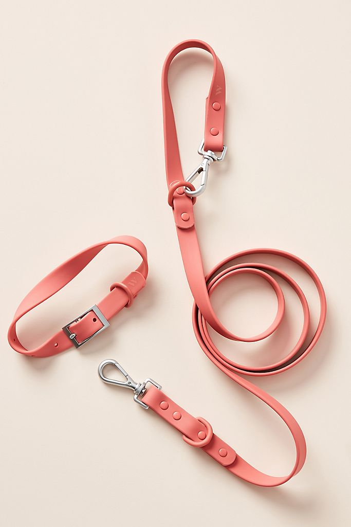 ROUND-UP: Peach Dog Accessories feat. Pink Dog Leash from Wild One (Anthropologie)
