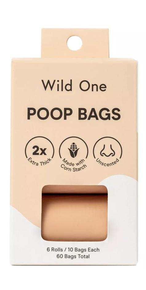 Wild One Poop Bags (via Target)