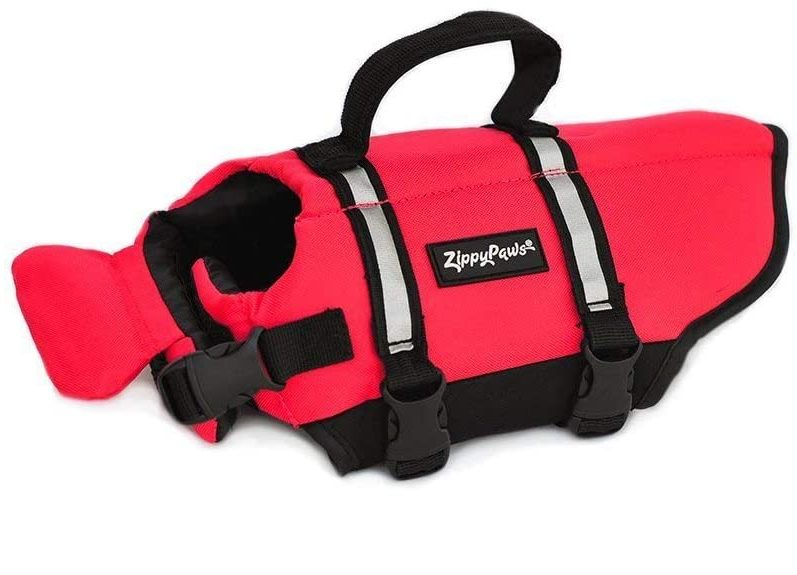 ZippyPaws Adventure Life Jacket via Amazon