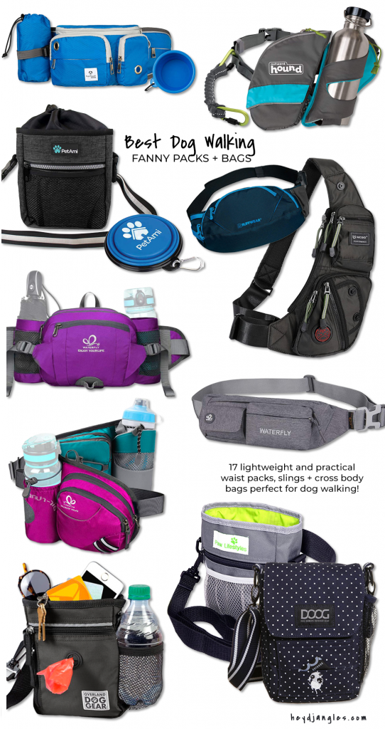 17 Best Fanny Packs and Bags for Dog Walking