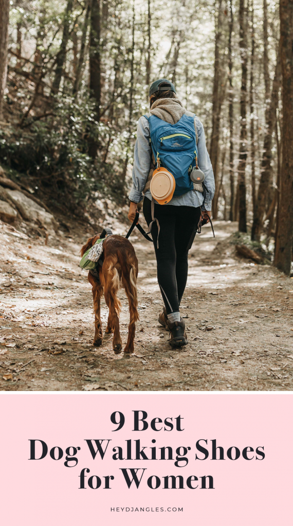 9 Best Dog Walking Shoes for Women
