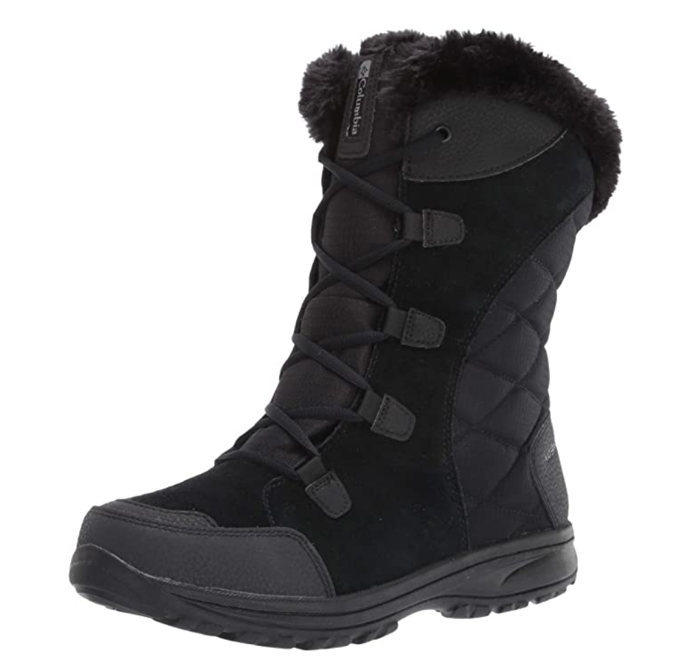 9 Best Dog Walking Shoes for Women feat. Columbia Women's 'Ice Maiden II' Boot via Amazon