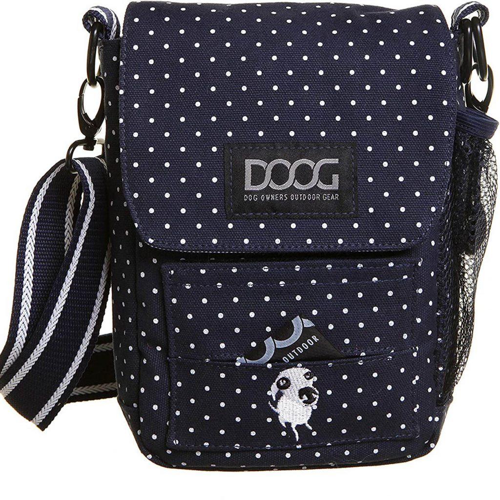 Shoulder/Crossbody Bags for Dog Walking feat. DOOG Large Shoulder Bag (via Amazon)