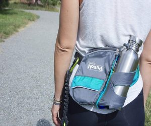 17 Best Fanny Packs and Bags for Dog Walking - feat OUTWARD HOUND Waist Pack via Amazon