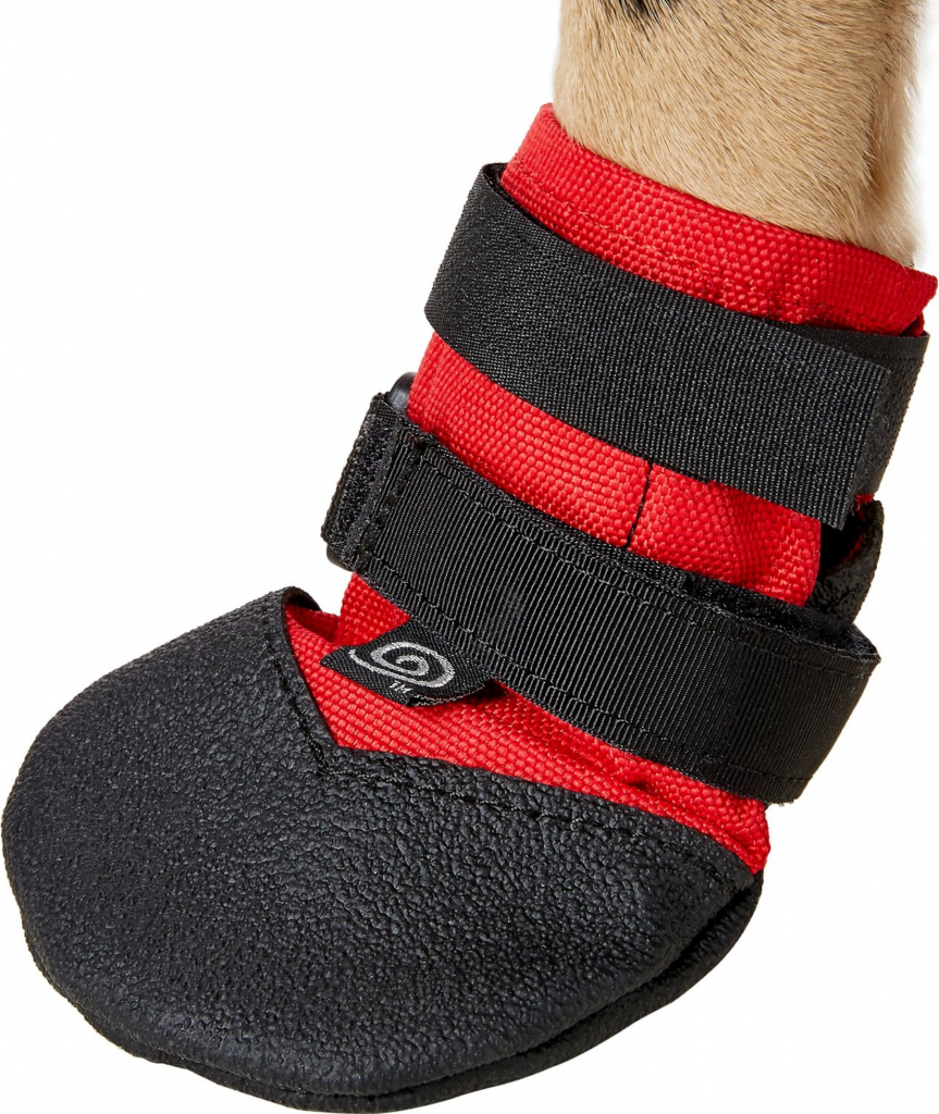 ULTRA PAWS Durable Dog Boots via Chewy
