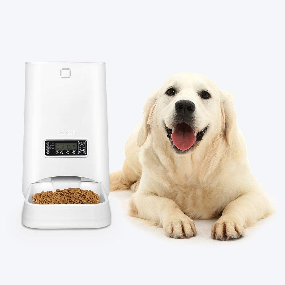 DOGNESS Programmable Automatic Dog & Cat Feeder via Chewy/Dogness