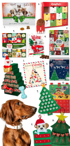 16 Super Cute Dog Advent Calendars for 2020 - Hey, Djangles. Pet Christmas countdown, 12 Days of Christmas, Santa Paws, Advent Calendars for dogs. #doglover #adventacalendar #christmas2020