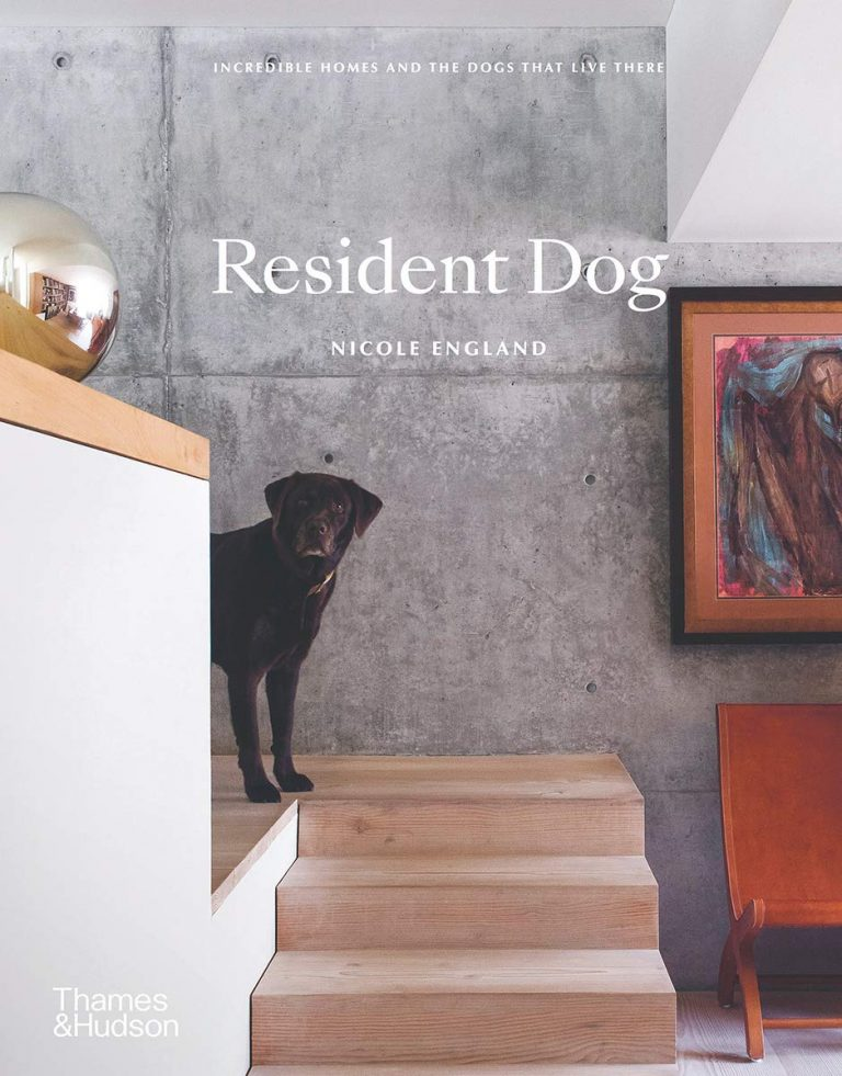 'Resident Dog' by Nicole England - Dog Coffee Table Books