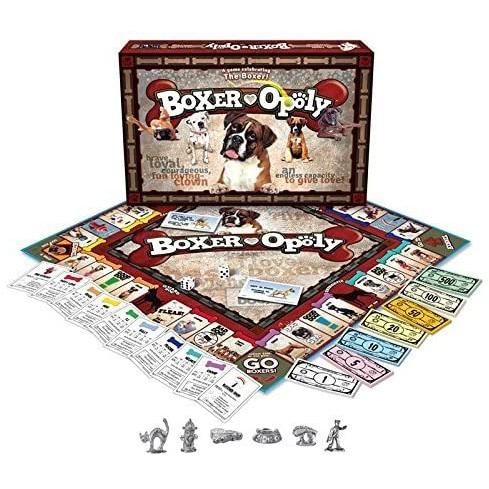 Boxer-opoly Game via Amazon