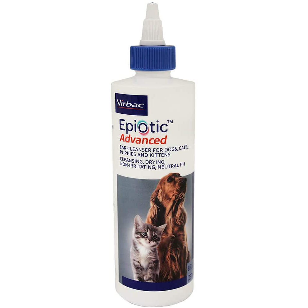 Ear Cleanser for Dogs and Cats via Amazon, first aid kit for dogs