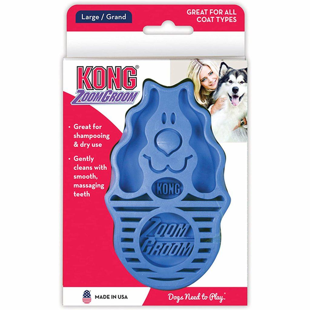 ong Zoom Groom for dogs via Amazon