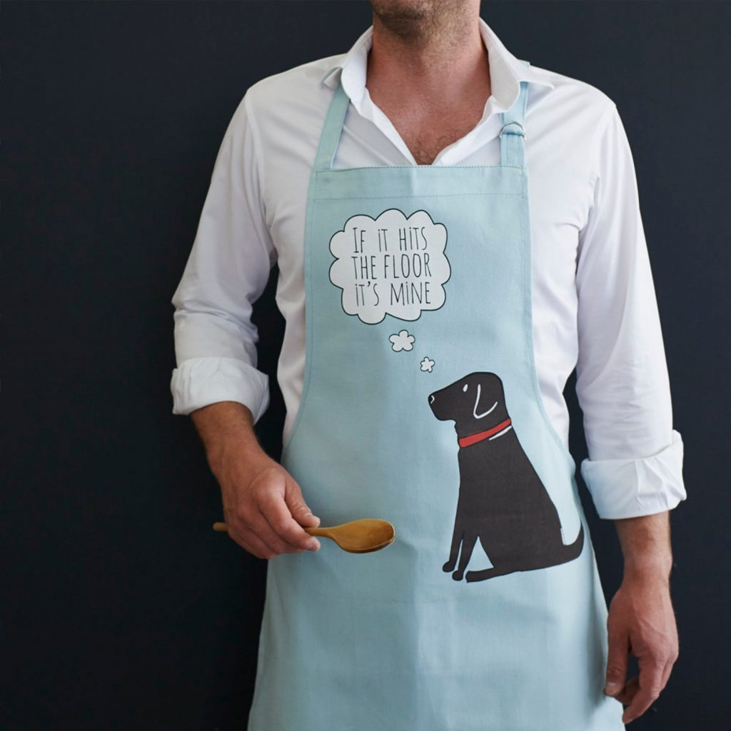 Labrador Apron via Etsy, Labrador Themed GIfts