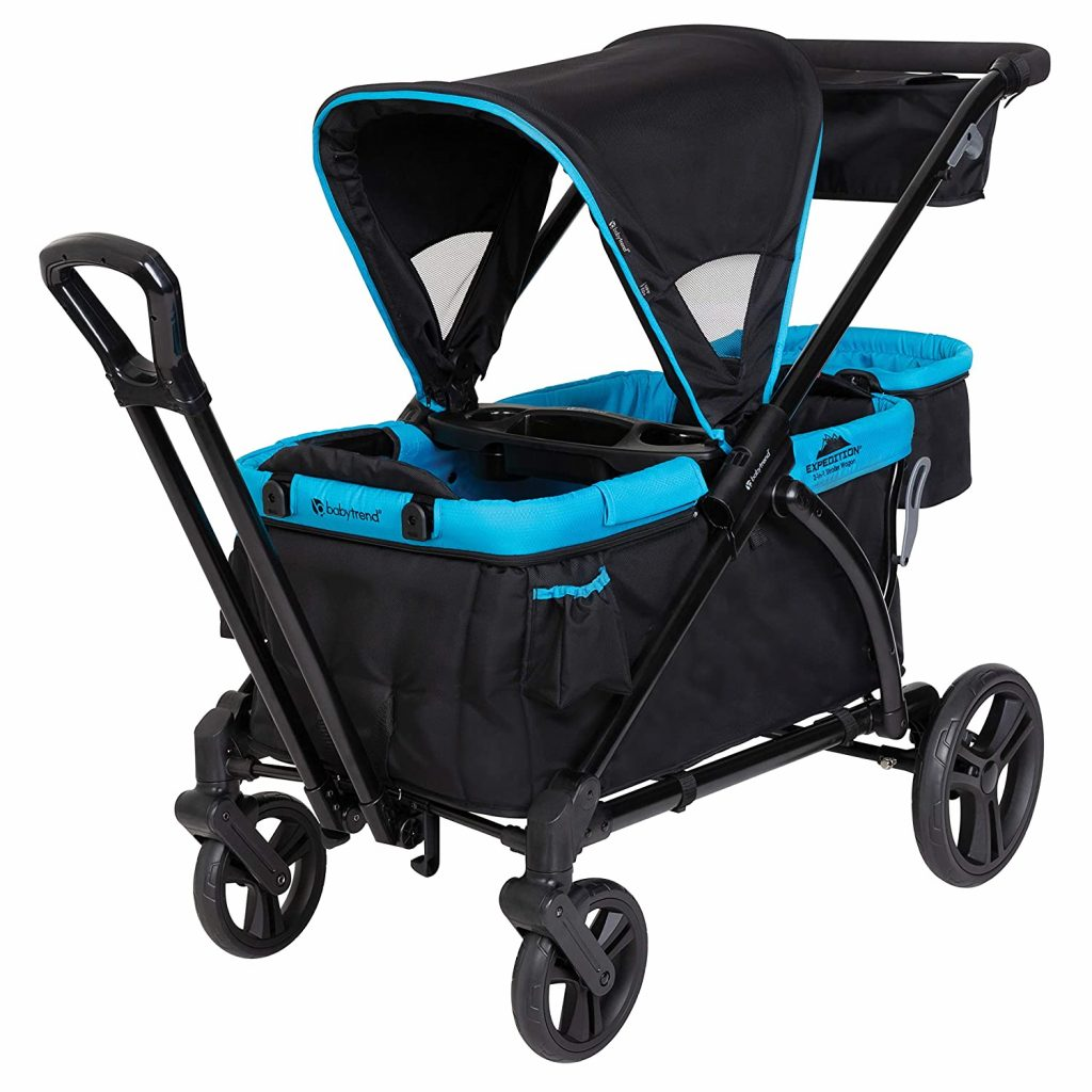 Baby Trend Expedition 2-in-1 Stroller Wagon Plus via Amazon