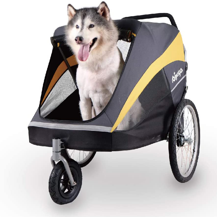 Ibiyaya Hercules Heavy Duty Pet Stroller via Amazon