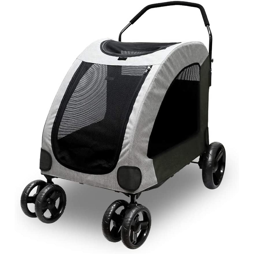Petbobi Dog Stroller for Large Pets via Amazon