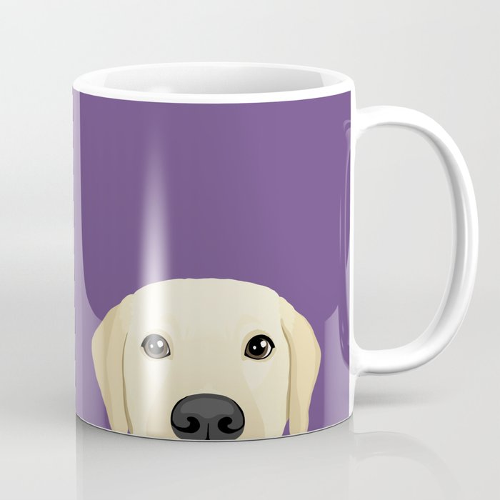 Yellow Lab Coffee Mug via Society6