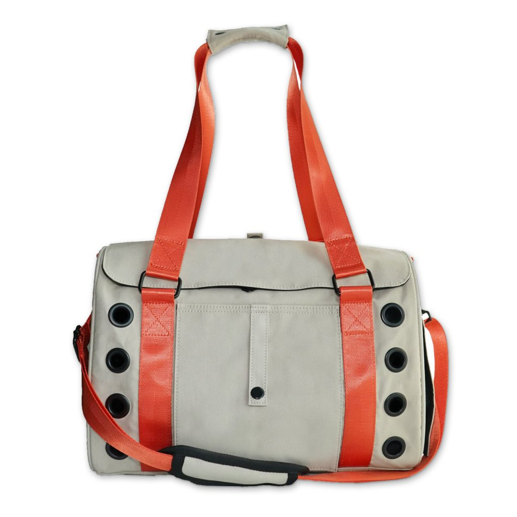 20+ Discreet Dog Purse Carrier Options For Stylish Pups - feat. Candy Apple Pet Supply (Etsy) 'Koala' Pet Carrier